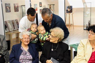 A legfiatalabb és idősebb MKP-tagság