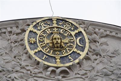 Nagyszombat eredeti címere