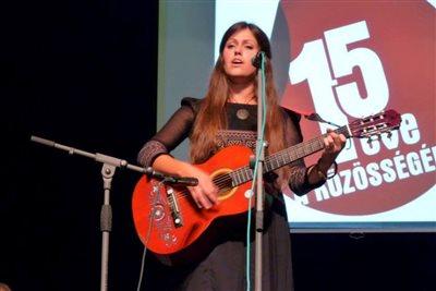 on gitar