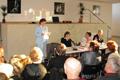 Csemadok Szenci Alapszervezetének évzáró gyűlésére