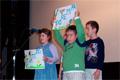 Szencen és Félben a magyar kiselsősöket és szüleiket köszöntötték