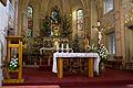 Karácsony a templomban