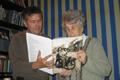 Peter Sedala meglátogatta Vizi családot Debrecenben