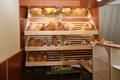 Új pékáru-üzlet Szencen