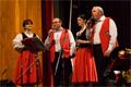 Fúvósok farsangi koncertje (Senčanka)
