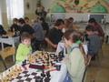 Sakkverseny az Alapiskolában