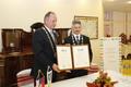Szenc - Kőszeg együttműködési szerződés aláírása