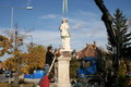 Szt. Vendel-szobor restaurálása és újraszentelése