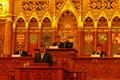 Megemlékezés gróf Esterházy Jánosról az Országházban