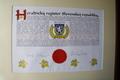 A pergamen üzenete - kiállítás megnyitása