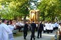 Búcsú Bacsfa-Szentantalon