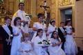 Gyerekeink első szentáldozása
