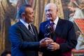 Halzl József Szent István-díjat kapott