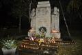 Megemlékezés a 70 éves Hősök Szobránál