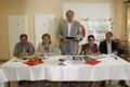 Ülésezett az MKP járási szervezete