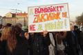 Tüntetés a kisiskolákért