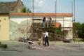 Előadás a szenci köztéri szobrok restaurálásáról