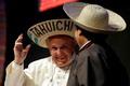 Ferenc pápa beszéde Bolíviában