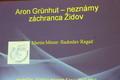 Múzeumi előadás: Aron Grünhut, a zsidók ismeretlen megmentője