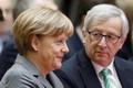 Merkel és Juncker nem tapsoltak