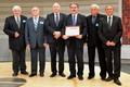 Csemadok: díjátadás Brüsszelben