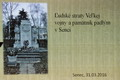 Múzeum: I. világháborús emberveszteségek és a hősök szobra