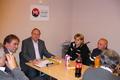 Ülésezett az MKP Szenci Járási Elnöksége