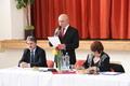 A Csemadok Szenci Területi Választmányának konferenciája