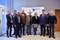 Vas-megyei küldöttség látogatása