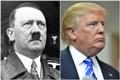 Trump Hitlert kopírozza