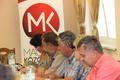 Az MKP járási konferenciája Hegysúron