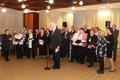 Városi nyugdíjasklubunk karácsonyi összejövetele