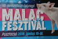 VII. Pusztacsói malacsütő-fesztivál