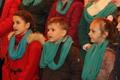 Alapiskolánk adventi koncertje a templomban