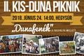 II. Kis-Duna Piknik Hegysúron