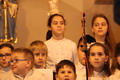Alapiskolánk énekkarának templomi koncertje
