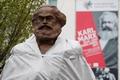 A kommunista Karl Marx szoboravatása Trierben