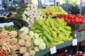 Séta a szenci nyári piacon