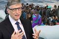 Bill Gates: Katasztrófához vezet Európa migránspolitikája