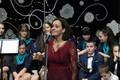 Az Esszencia zenekar és a Gombocska közös koncertje
