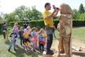 Óvodánk Mátyás király-szobrot kap