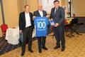 100 éves a szenci foci