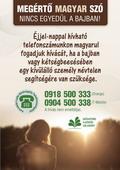 Felvidéki Lelki Elsősegély Telefonszolgálat - magyarul