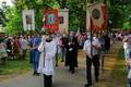 Bacsfa-Szentantalon volt a Könnyező Szűz búcsúja