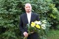 Bošňák káplán úr 30. születésnapja