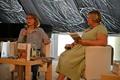 Író-olvasó találkozó Ötvös Annával