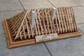 Elkészült a Stift tetőszerkezete egy részének modellje