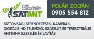 Sat-ANT - Polák Zoltán