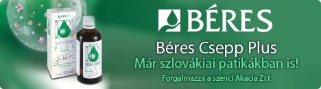 Akacia Zr.t - Béres Cseppek